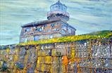 Belle Tout by Richard Liley, Artist Print